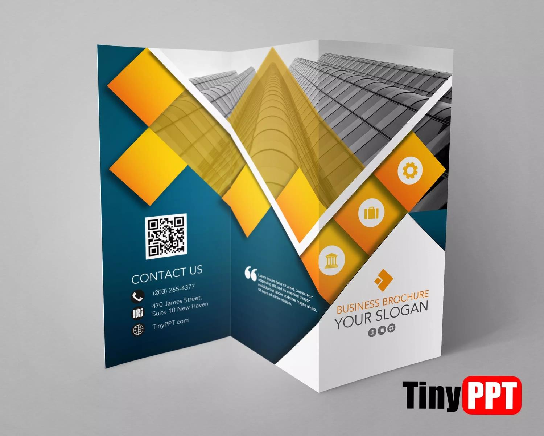 Google Tri Fold Brochure Template