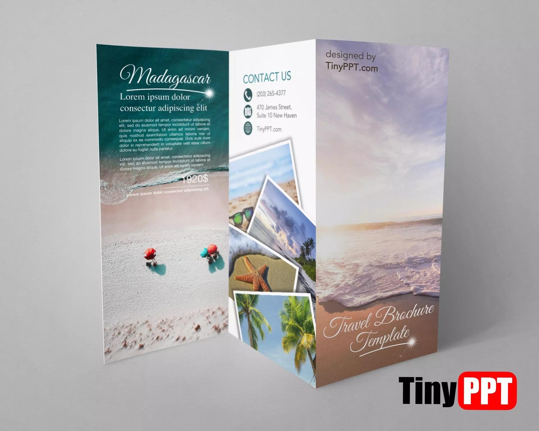 Brochure Template Powerpoint