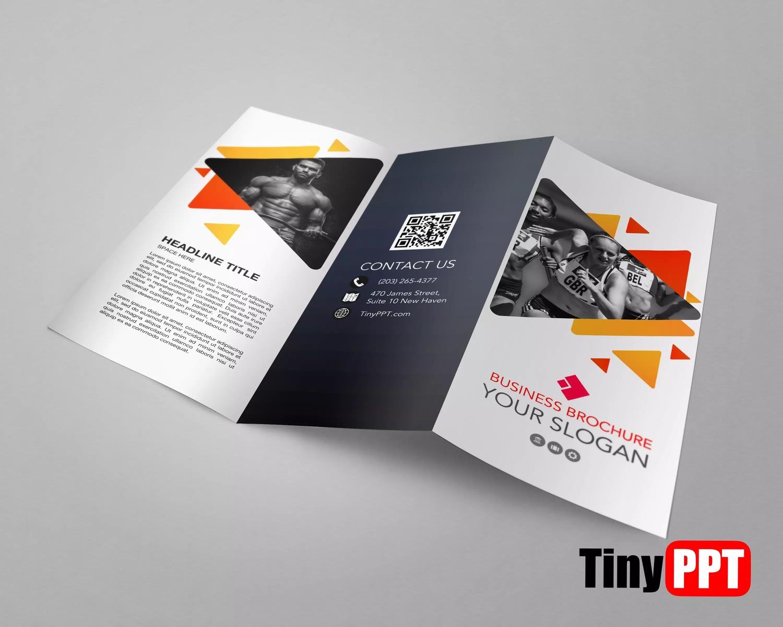 Tri Fold Brochure Google Docs