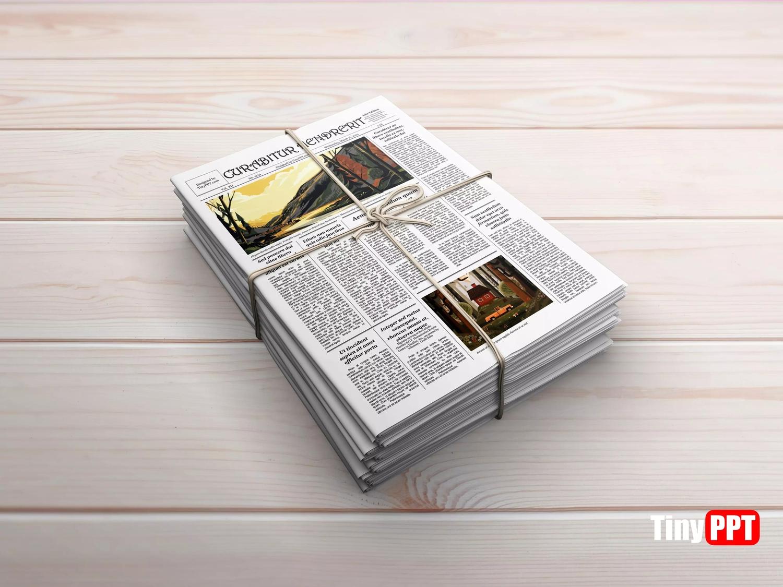 Newspaper Article Template Google Docs