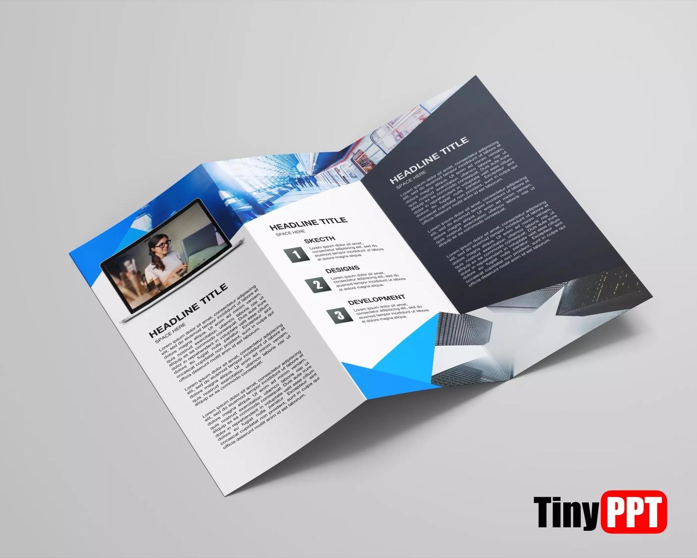 3 Panel Brochure Template Google Docs Free