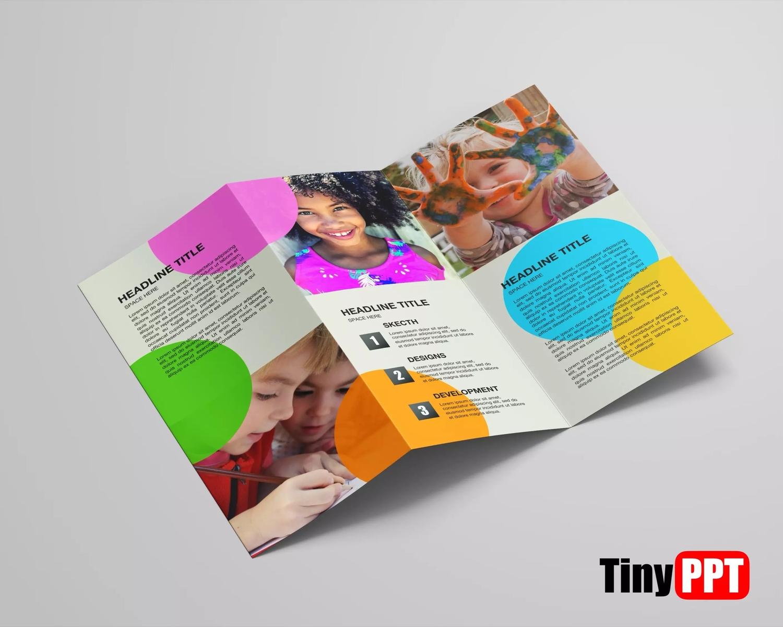 Google Slides Brochure Template Free
