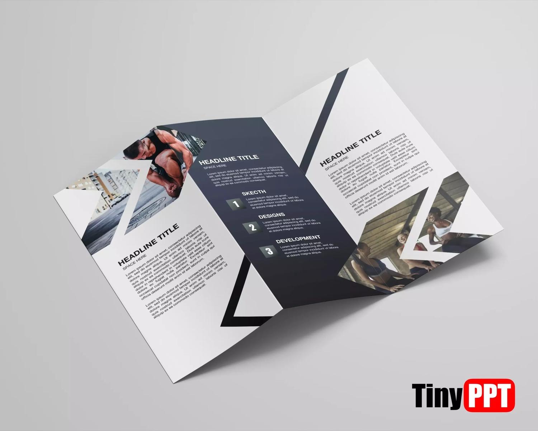 Brochure Template For Google Slides