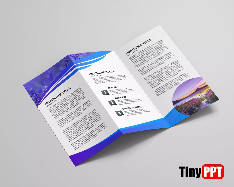 Tri Fold Brochure In Google Docs