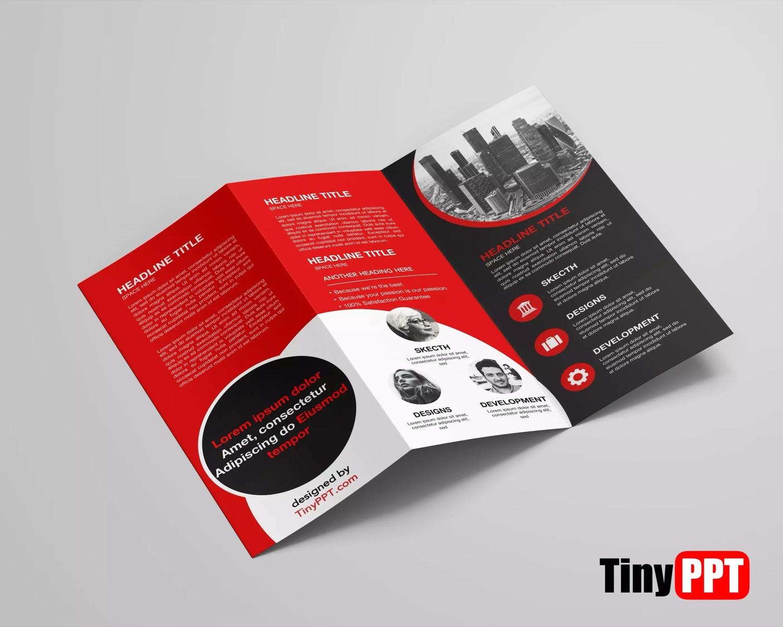 Tri Fold Brochure On Google Docs