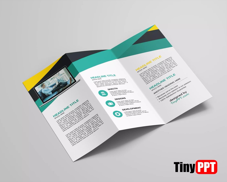 Tri Fold Brochure Template For Google Docs