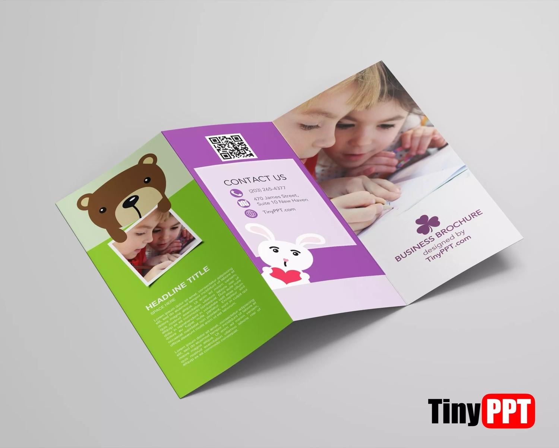 Tri Fold Brochure Template Google Docs