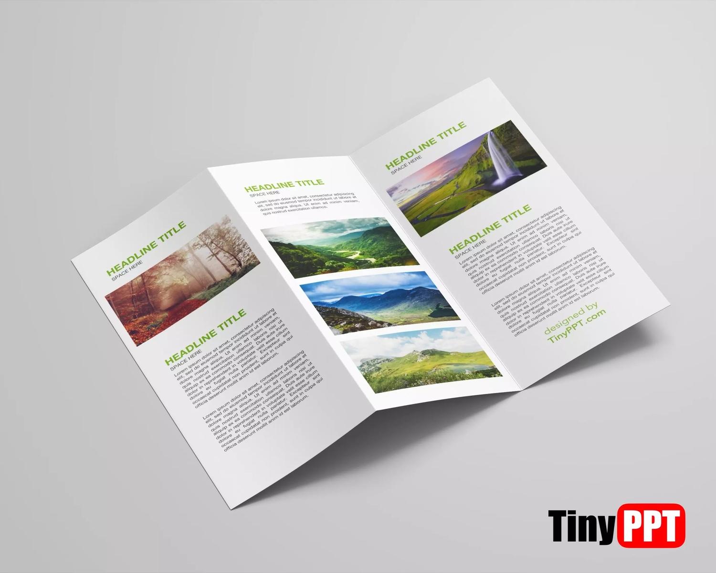 Tri Fold Brochure Templates Google Docs