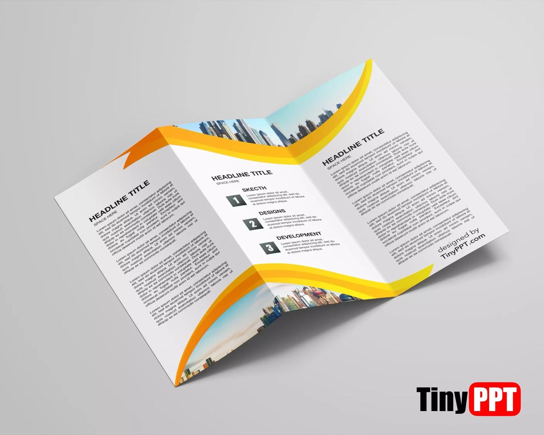 Free Google Docs Brochure Template