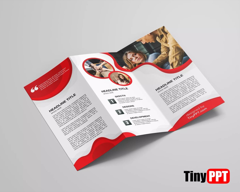 Brochure Format Google Slides