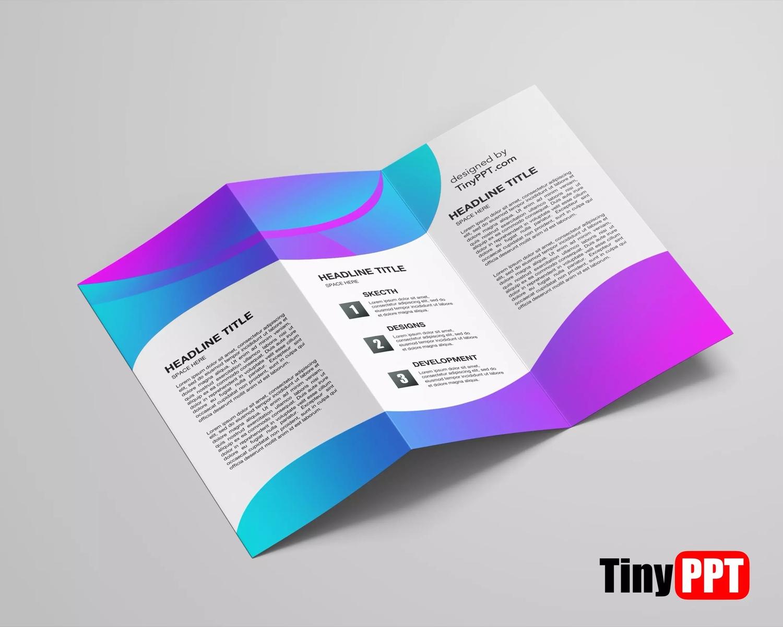 Google Slides Travel Brochure Template