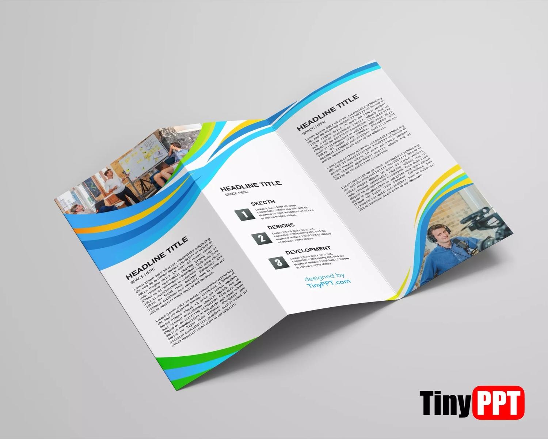 Travel Brochure Google Docs Template